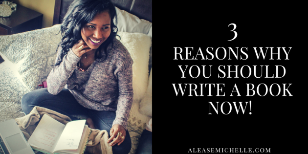 Reasons to write a blog