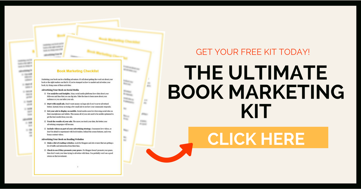 The Ultimate Book Marketing Kit